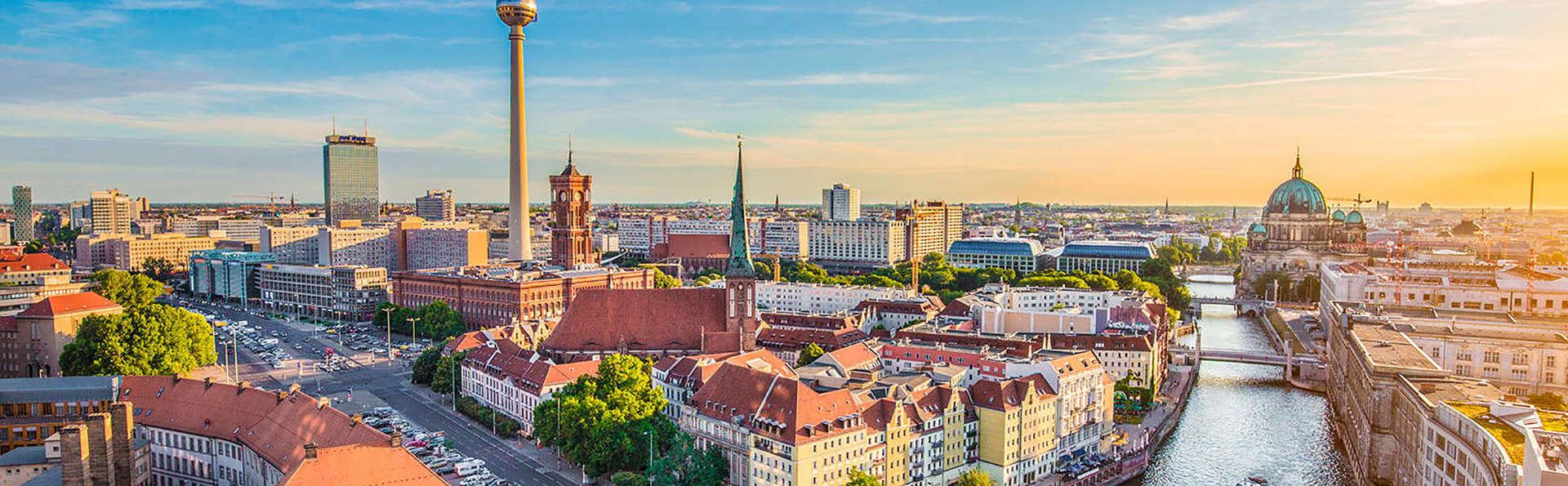 3 nuits pour le prix de 2 au coeur de l´exceptionnelle ville de Berlin