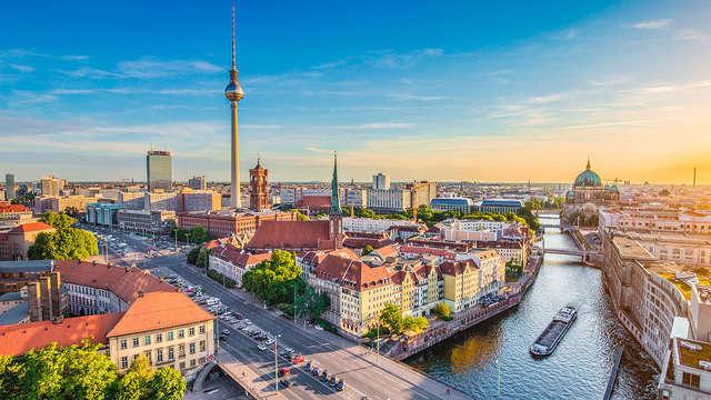 Kom op ontdekking in Berlijn en krijg de 3de nacht gratis