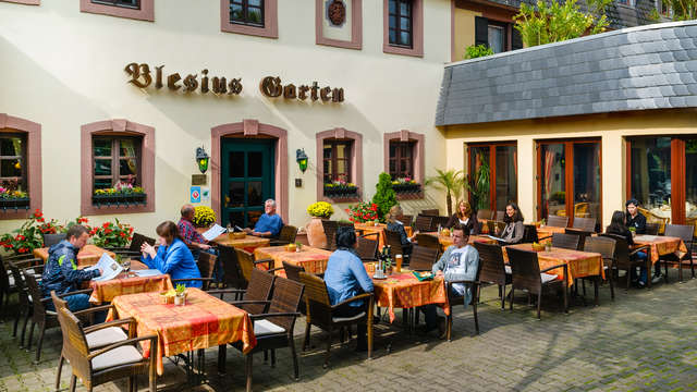 Hotel Blesius Garten 4 Treviri Germania