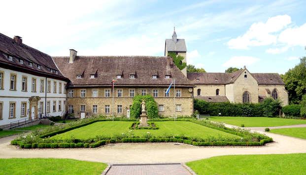 Relajación, masajes y lujo en el hotel castillo Gehrden