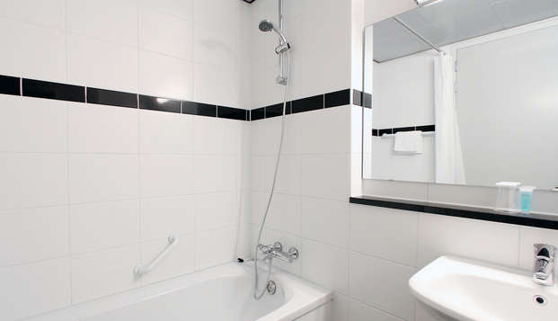 Bastion Hotel Rotterdam Alexander - Bathroom