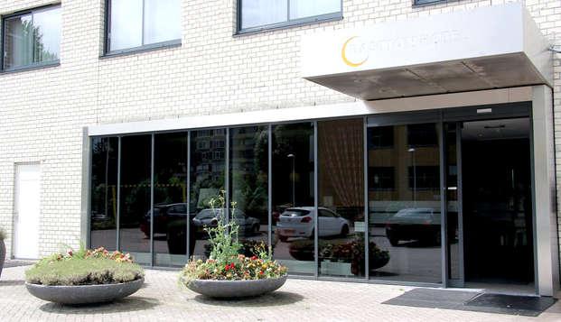 Bastion Hotel Rotterdam Alexander - Front