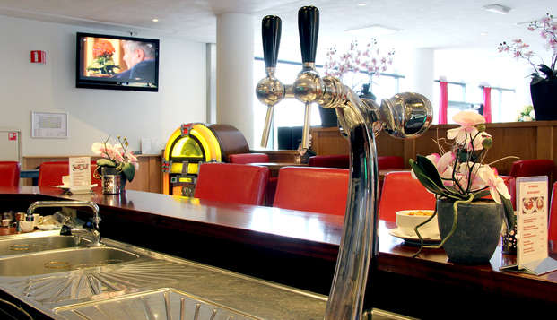 Bastion Hotel Rotterdam Alexander - Bar