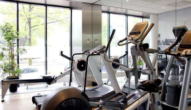 Bastion Hotel Rotterdam Alexander - Gym