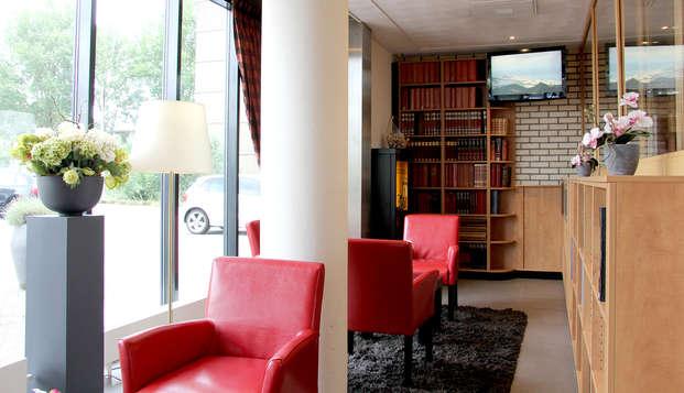 Bastion Hotel Rotterdam Alexander - Lounge