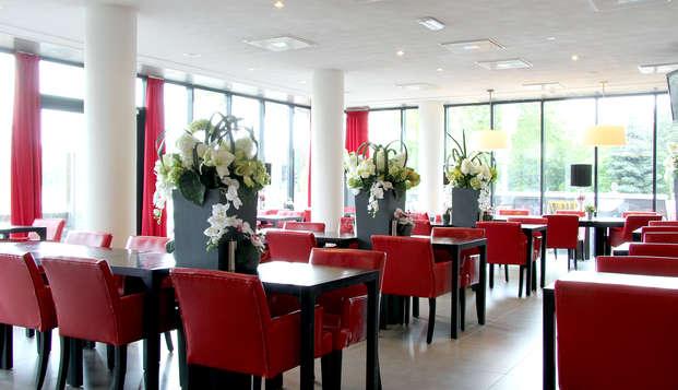Bastion Hotel Rotterdam Alexander - Restaurant