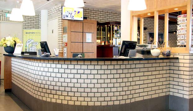 Bastion Hotel Rotterdam Alexander - Reception