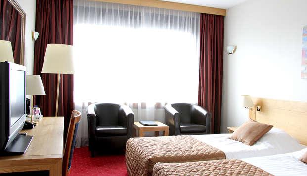 Bastion Hotel Rotterdam Alexander - Room