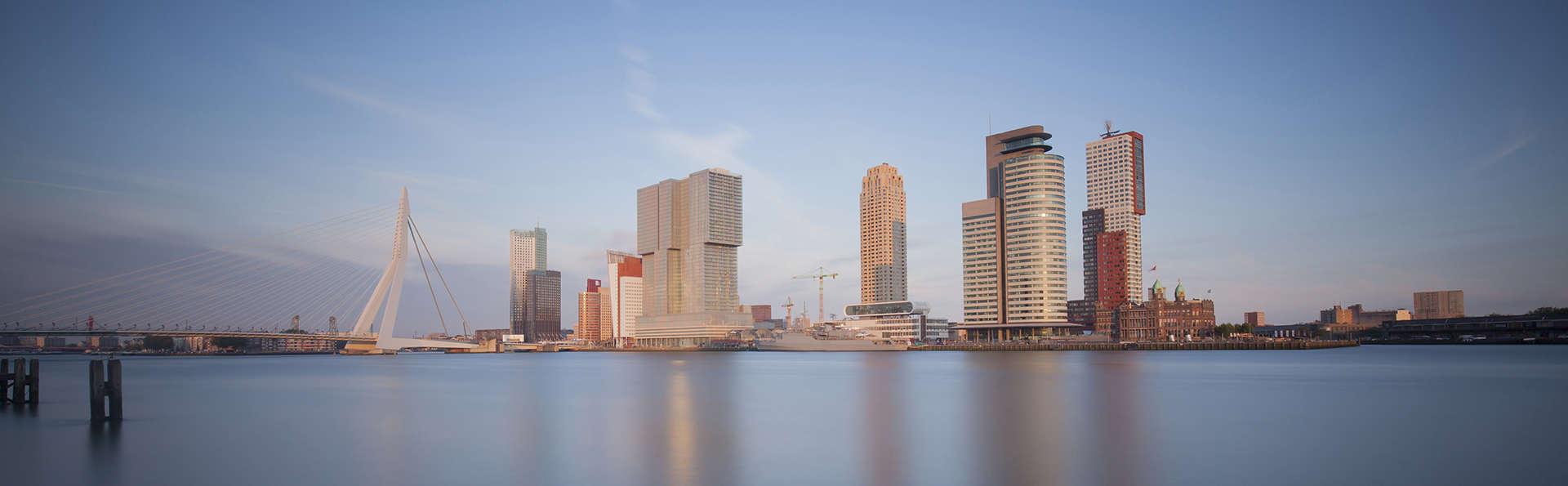Découvrez la ville moderne de Rotterdam