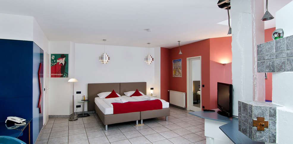 kastens hotel 4 d sseldorf allemagne. Black Bedroom Furniture Sets. Home Design Ideas