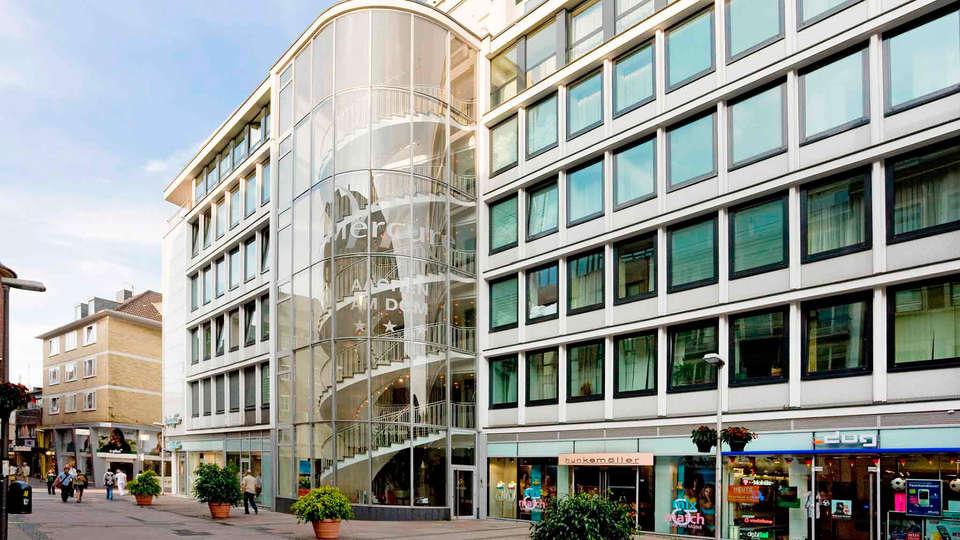 Mercure Hotel Aachen am Dom (Aken / Aix-la-Chapelle) - EDIT_front.jpg
