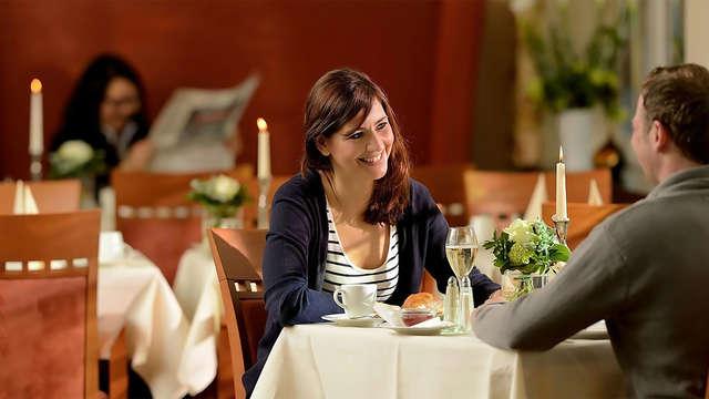 Week-end à la découverte du Rhin romantique avec dîner aux chandelles