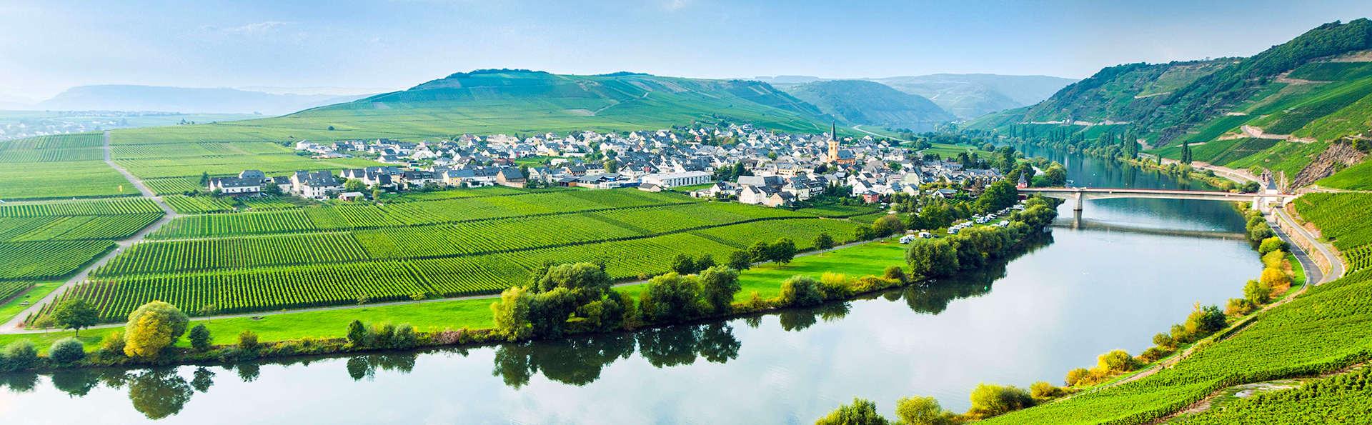 Randonnée dans le village viticole de Nittel au cœur de la Moselle (à partir de 2 nuits)
