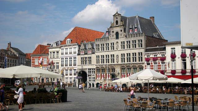 Explorez Roosendaal à deux pas de Bergen-op-Zoom