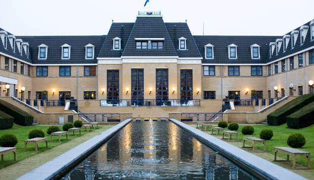 Genieten van luxe en wellness op de Veluwe