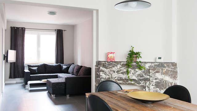Citytrip Luik in een appartement