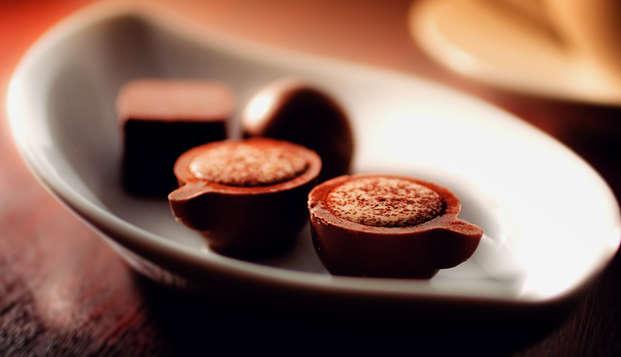 Culture, bien-être et le chocolat, tous les ingrédients pour une escapade mémorable