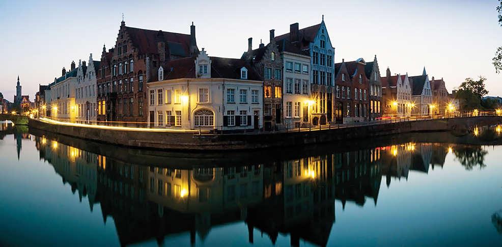 Grand Hotel Casselbergh Brugge 4 Bruges Belgique