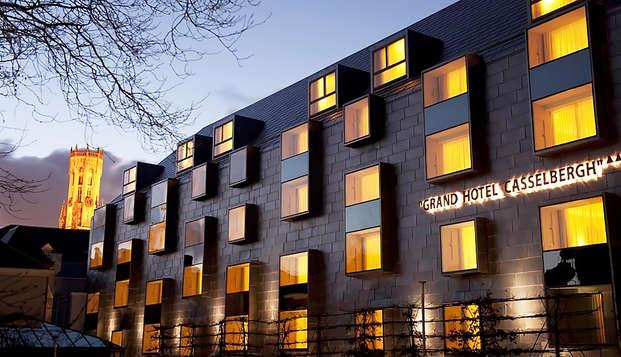 Grand Hotel Casselbergh Brugge - ext