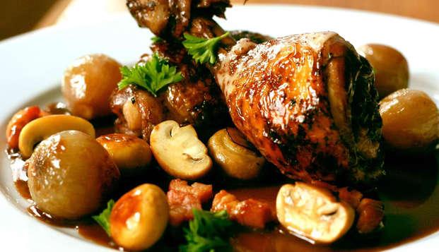 Grand Hotel Casselbergh Brugge - food