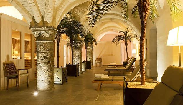Découvrez la ville historique de Bruges et détendez-vous au spa et profitez du vrai chocolat de Brug