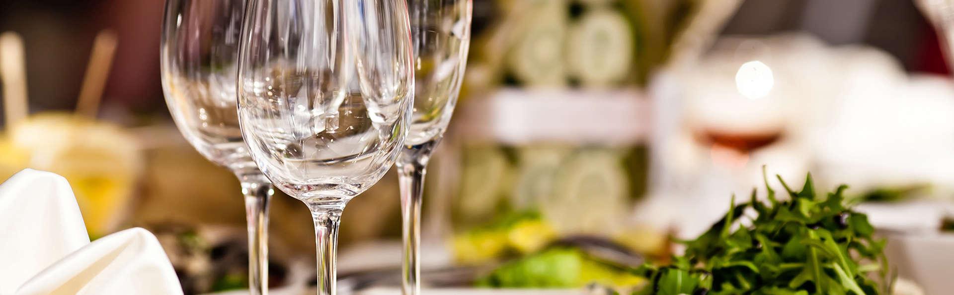 Séjour avec dîner en bord de mer à Voorne
