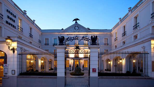 L Aigle Noir Hotel