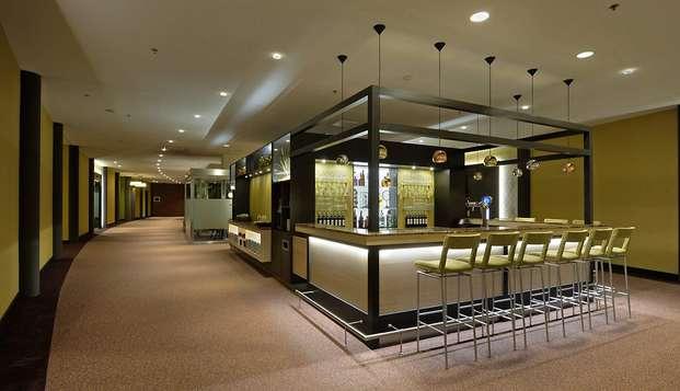 Van der Valk Hotel Ridderkerk - bar