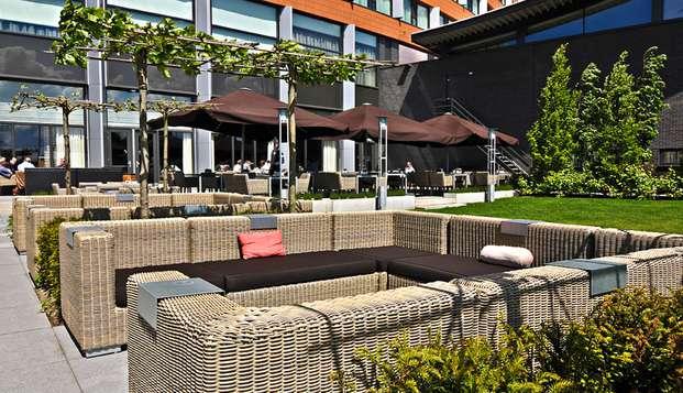 Van der Valk Hotel Ridderkerk - terrace