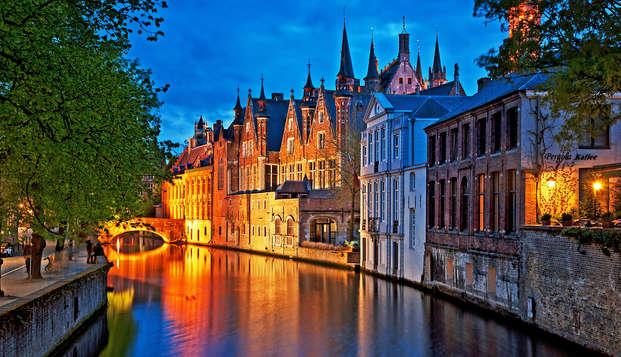 Velotel Brugge - destination