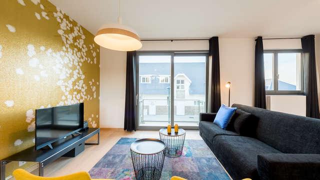 Verblijf in een appartement in Waterloo