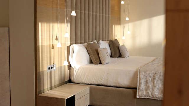 Días de vacaciones en un apartahotel en Platja d'Aro