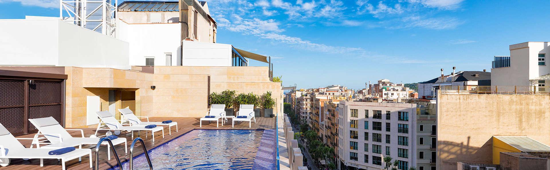 Descubre la mágica Barcelona en un hotel céntrico
