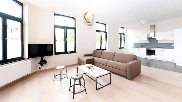 Séjournez dans un bel appartement à Liège