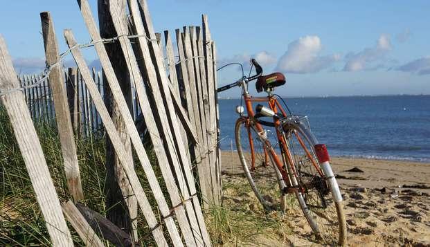 Hotel Restaurant et SPA Plaisir - bike