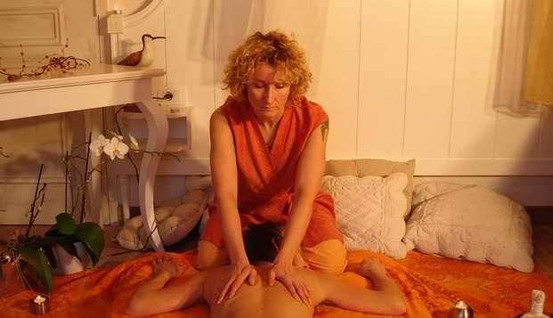 Hotel Restaurant et SPA Plaisir - massage
