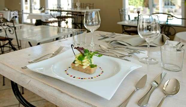 Hotel Restaurant et SPA Plaisir - restaurany