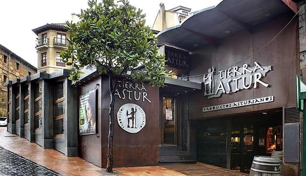 Sabores de Asturias: Escapada con degustación de productos típicos en Oviedo