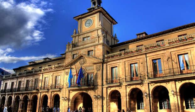 Descubre Oviedo a un paso del centro histórico y de la Cámara Santa