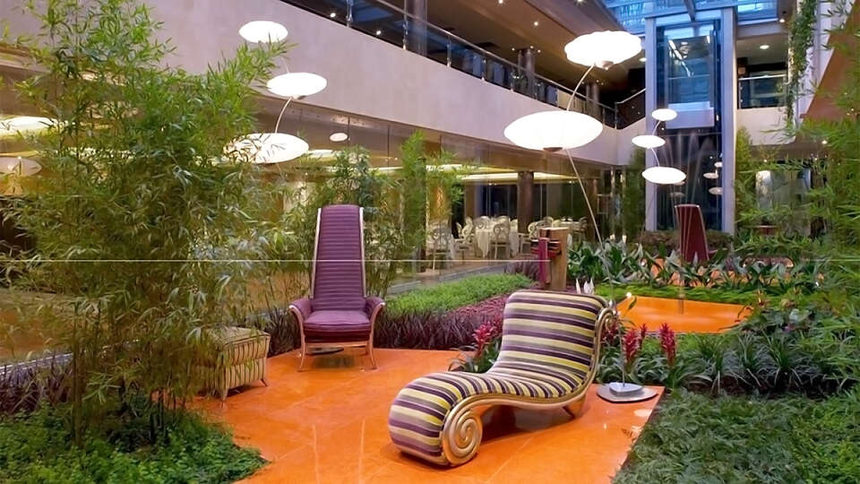 Hotel Oca Santo Domingo Plaza - EDIT_hall.jpg