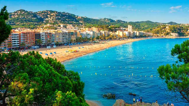 Profitez d'une escapade à petit prix sur la Costa Brava à Lloret del Mar