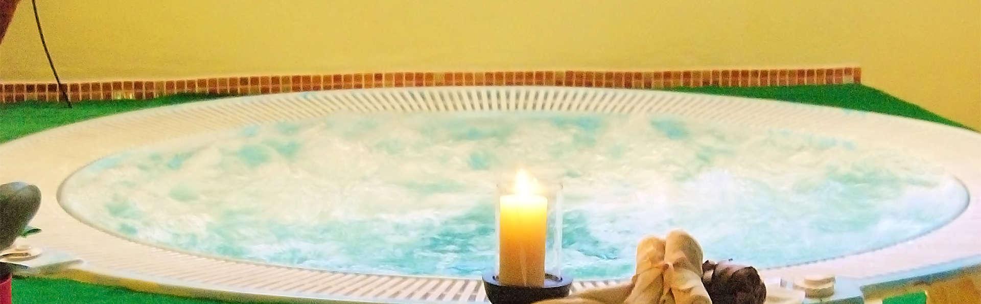 Week-end romantique avec dîner et spa privé à Salamanque