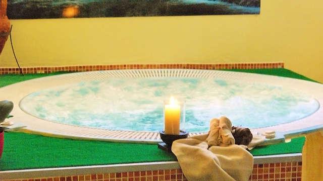 Escapada romántica con spa privado, cena y cava incluido en Salamanca