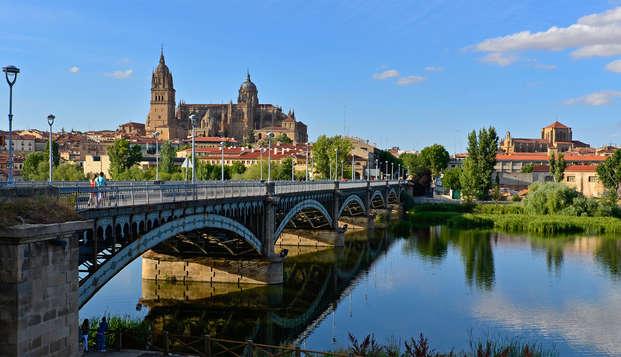 Escapada económica cerca del centro de Salamanca