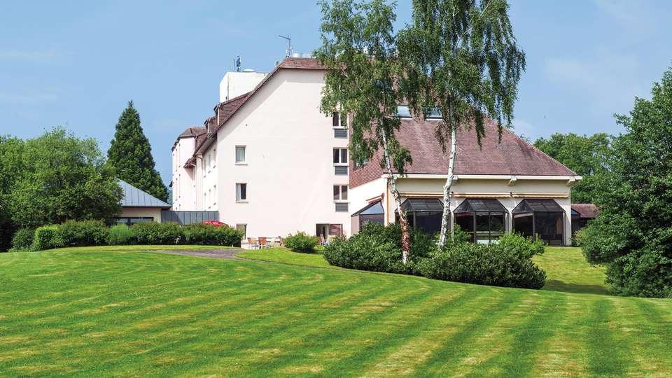 Hôtel Vacances Bleues Les Jardins de Deauville - edit_front23.jpg
