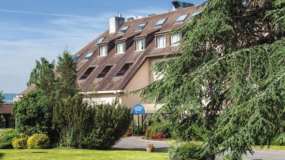 Hôtel Vacances Bleues Les Jardins de Deauville - edit_front5.jpg