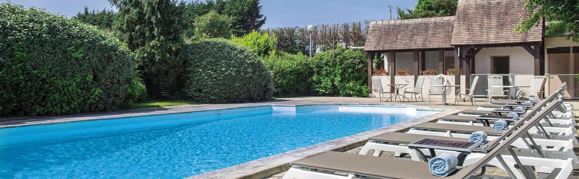 Week-end en famille près de Deauville