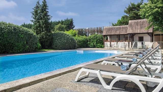 Week-end détente près de Deauville