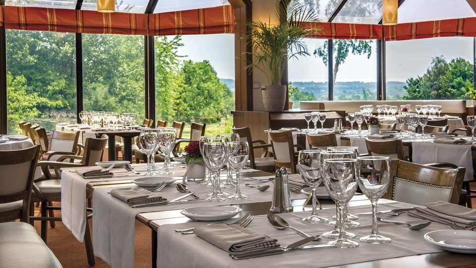Hôtel Vacances Bleues Les Jardins de Deauville - edit_restaurant2.jpg
