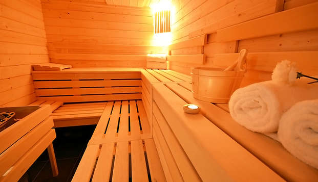 Holiday Inn Dijon Toison d Or - sauna